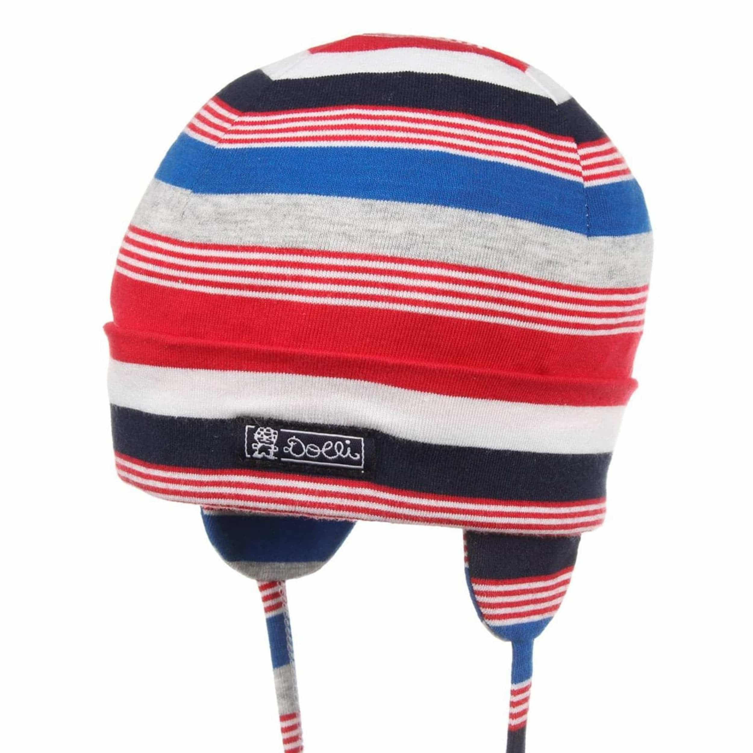 Sun Protective Jersey Baby Beanie by Dll