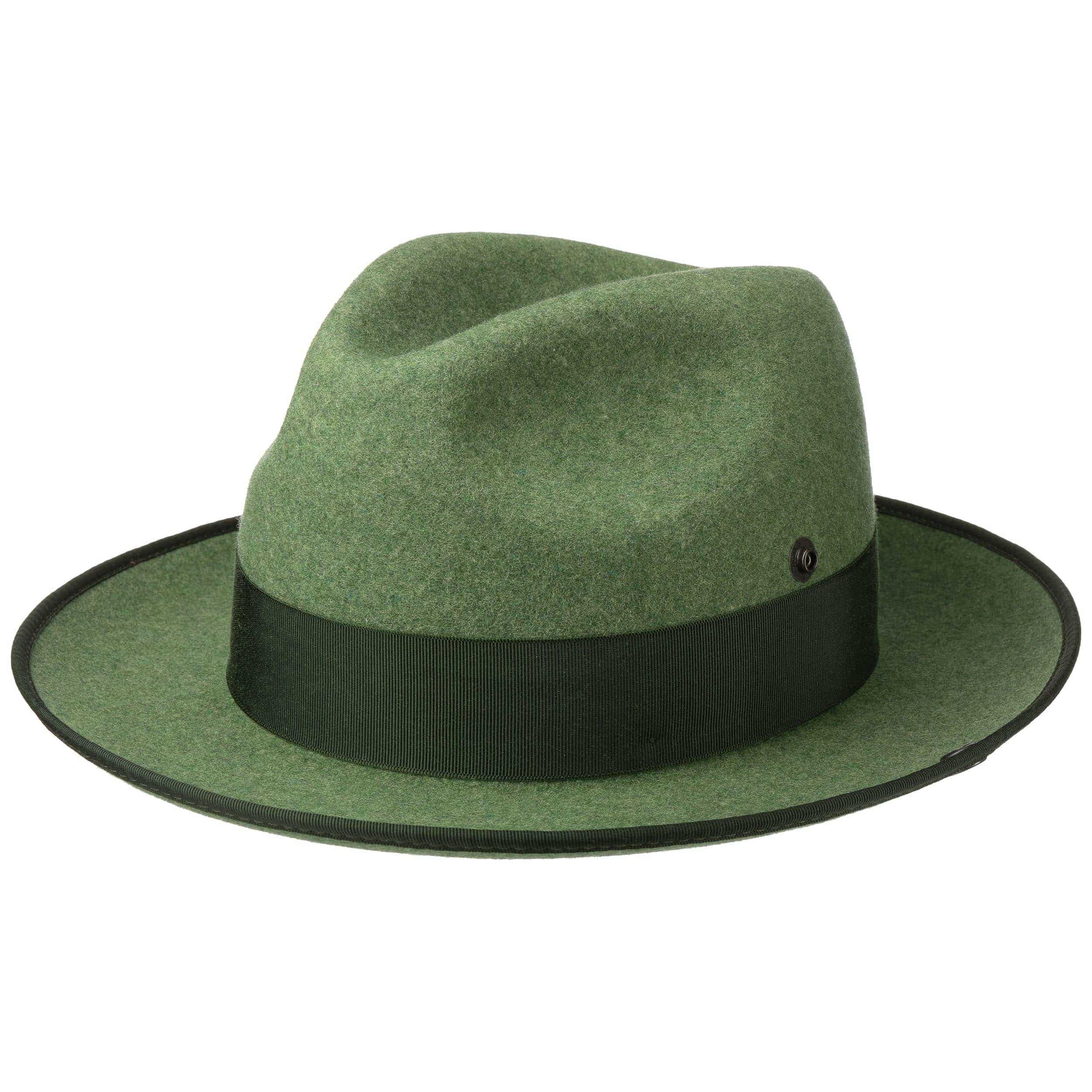 Hunting Hat with Press Stud by Wegener