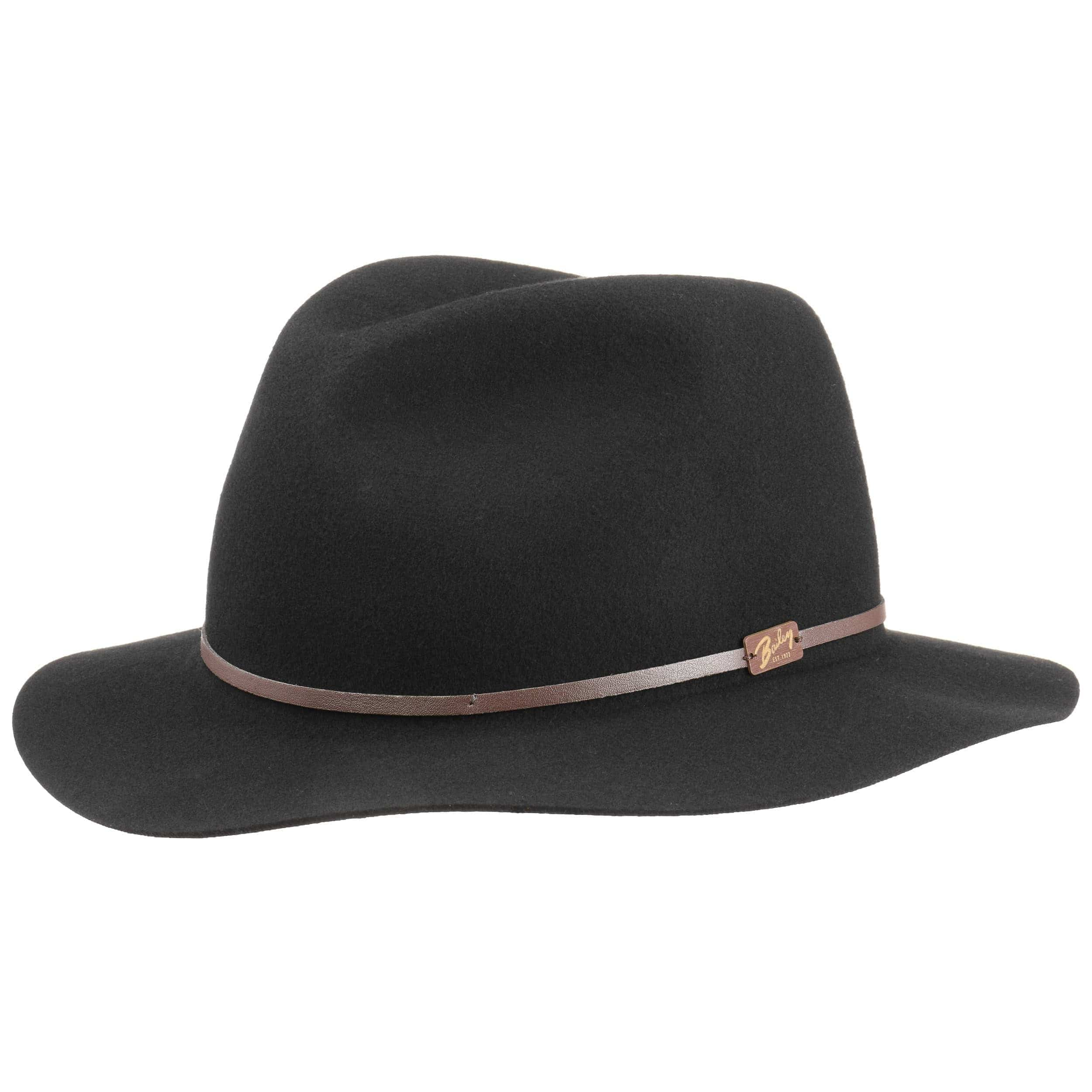 Jackman Fedora Hat by Bailey of Hollywood - 88,95