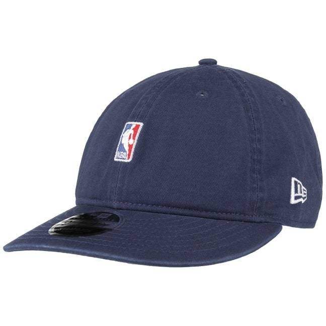 9Fifty Low Crown NBA Logo Cap by New Era 9e1d85bbd