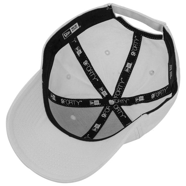 7fd506868dd7a 9Forty Basic Strapback Cap by New Era - navy 1 ...