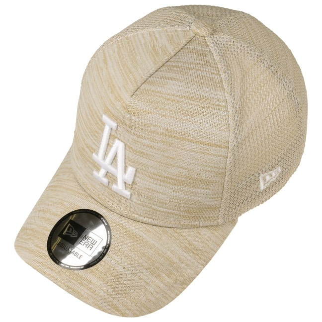 9Forty Engineered Fit Dodgers Cap by New Era 360° View b615d507e157