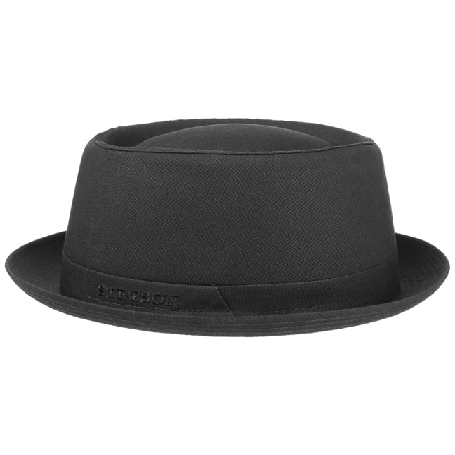 Athens Cotton Pork Pie Hat by Stetson 6dedab64a5e