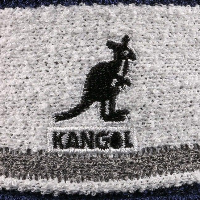 69915b4b50b Bermuda Stripe Bucket Hat by Kangol - navy 1 ...