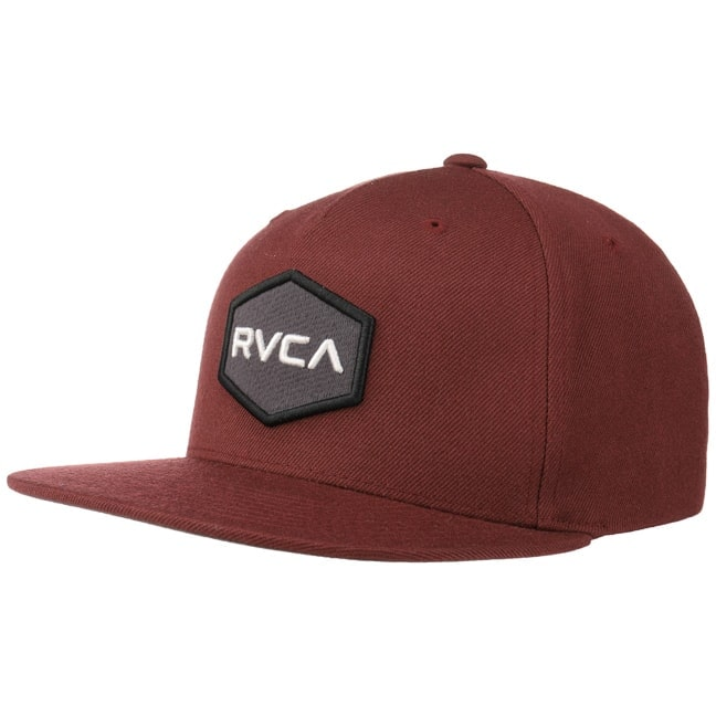 cd389090ff3c0 Commonwealth Snapback Cap. by RVCA