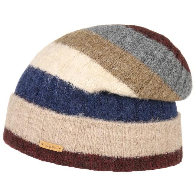 adb7acad53b Constance Hawk Alpaca Beanie Hat by Barts