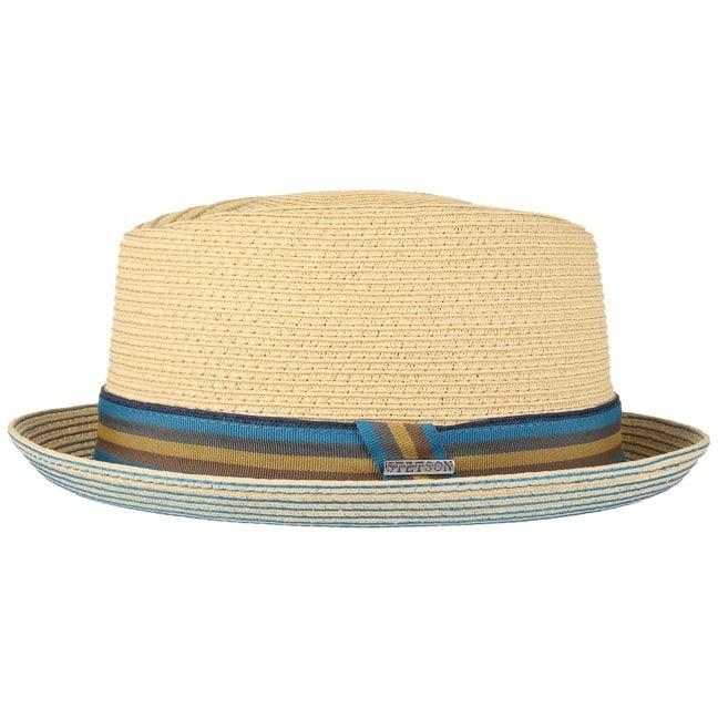 08906d6f Contrast Stitch Toyo Diamond Hat by Stetson - 49,00 £