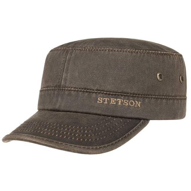 Datto Army Cap. by Stetson 7bd4eef1832