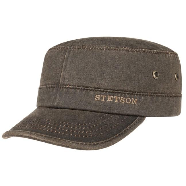 Datto Army Cap by Stetson e84c013e7cc