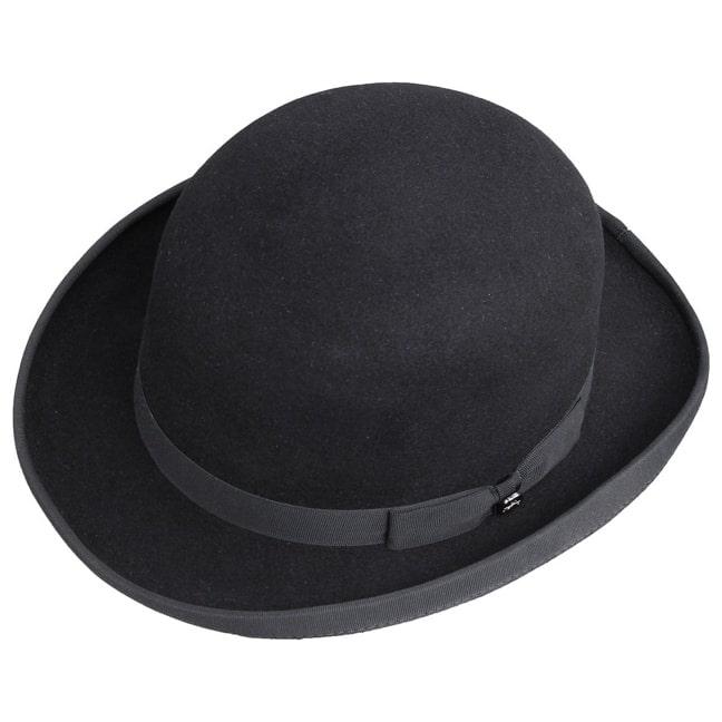 1b8a80f82d5d5 Equestrian Fur Bowler Hat by Lierys