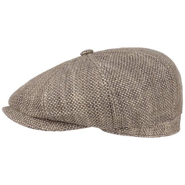 bed6196a Hatteras Toyo Classic Flat Cap by Stetson - 59,00 £
