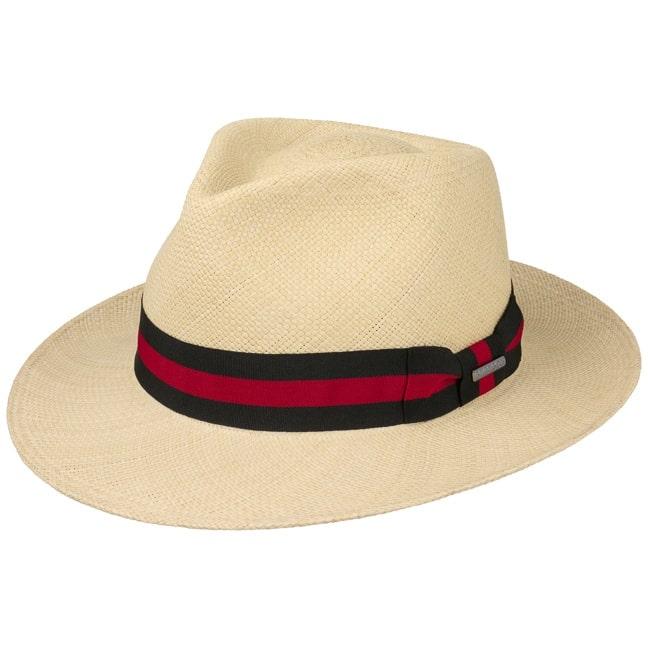 b0c493bd Rocaro Fedora Panama Hat by Stetson - 139,00 £