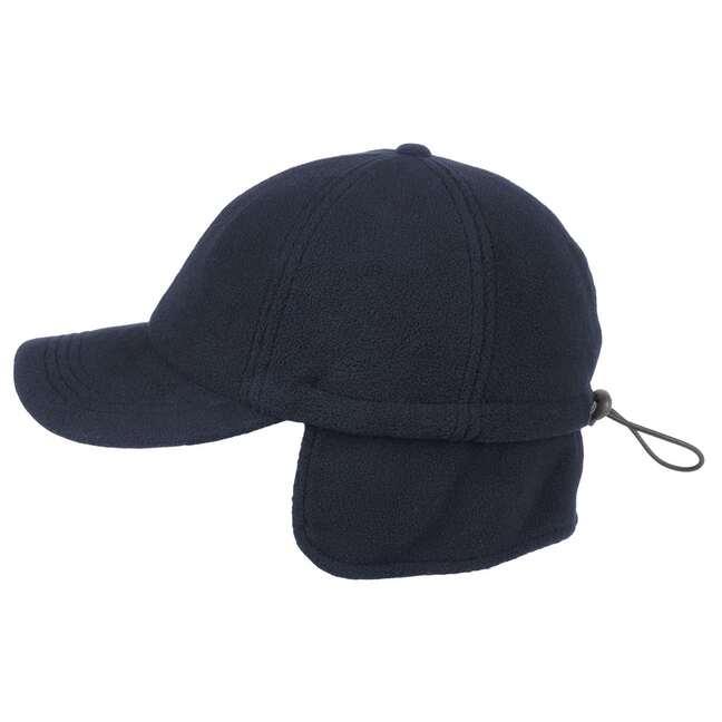 Snow Flap Fleece Baseball Cap Caps Hatshopping Co Uk