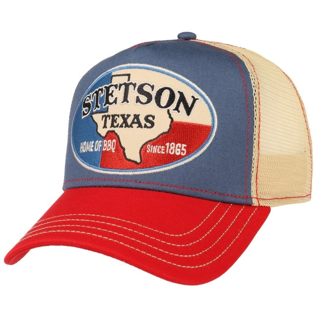 85832938ad951 Texas Home of BBQ Trucker Cap by Stetson