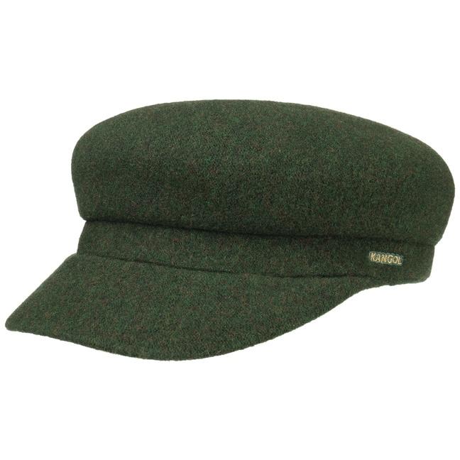 Wool Enfield Newsboy Cap. by Kangol f9cd207617a